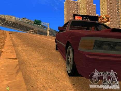Sentrel Mini Tuning para la visión correcta GTA San Andreas