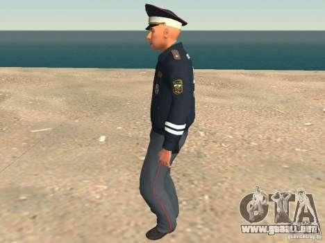 Mayor DPS para GTA San Andreas tercera pantalla