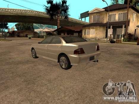 Chavos de Gta 4 para GTA San Andreas left