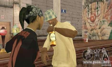 Cerveza SLAVUTYCH para GTA San Andreas
