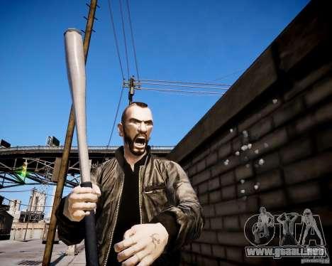 Niko - Hooligan para GTA 4 sexto de pantalla