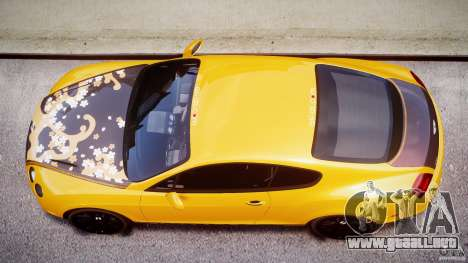 Bentley Continental SS 2010 ASI Gold [EPM] para GTA 4 vista desde abajo