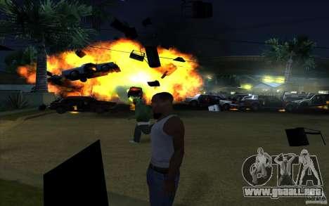 Dibujo para GTA San Andreas tercera pantalla