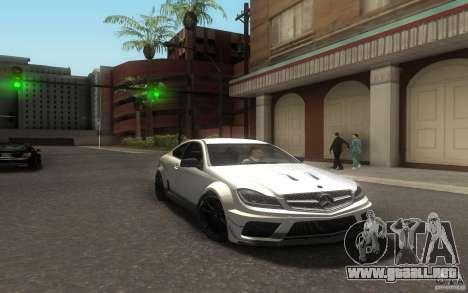 ENB Series by muSHa v1.0 para GTA San Andreas tercera pantalla