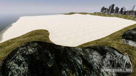 Salar para GTA 4 quinta pantalla