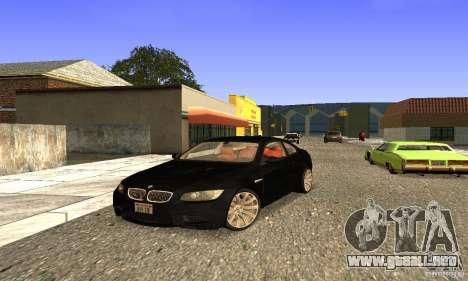 Grove street Final para GTA San Andreas quinta pantalla