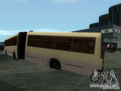 Laz-А291 para GTA San Andreas left