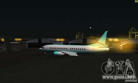 AT-400 en todos los aeropuertos para GTA San Andreas