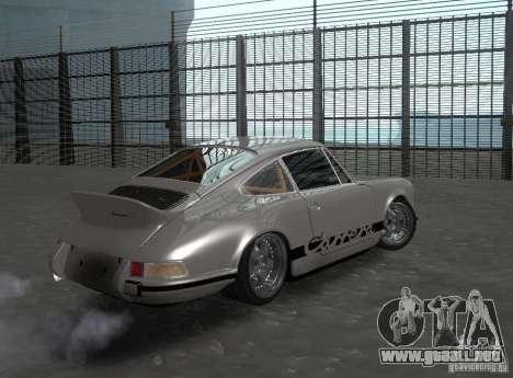 Porsche Carrera RS para la visión correcta GTA San Andreas