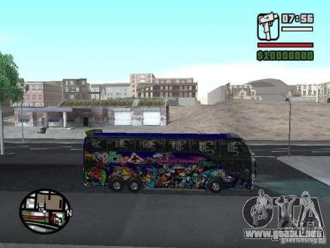 Neoplan para la visión correcta GTA San Andreas