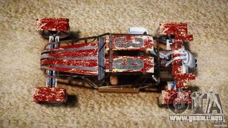 Buggy Avenger v1.2 para GTA 4 visión correcta
