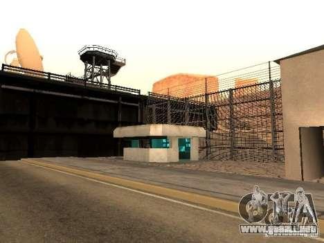 Prison Mod para GTA San Andreas tercera pantalla