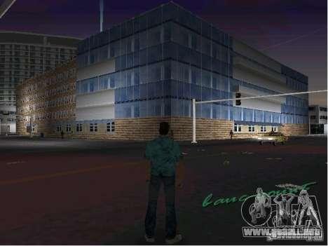 El nuevo hospital para GTA Vice City sucesivamente de pantalla