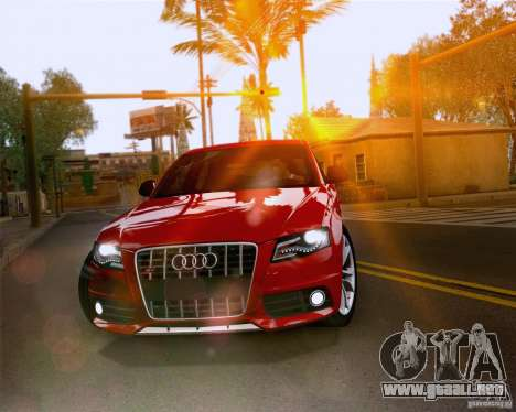 ENBSeries by ibilnaz v 3.0 para GTA San Andreas novena de pantalla