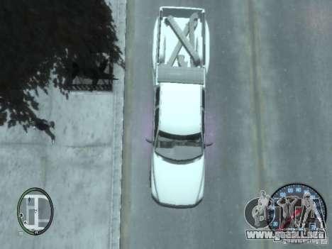 Dodge Ram 3500 para GTA 4 vista lateral
