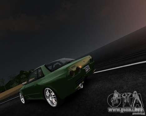 Nissan Skyline R32 GTS-t Veilside para GTA 4 left
