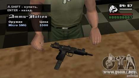 Asamblea de HD para GTA San Andreas séptima pantalla
