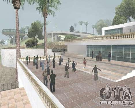 Madd Doggs party para GTA San Andreas