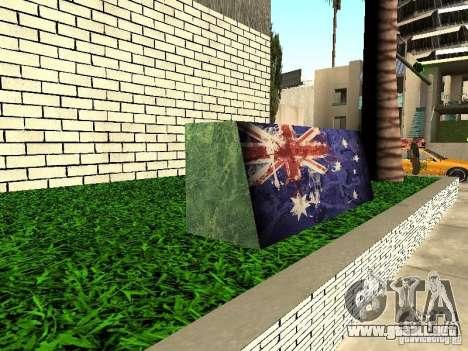Todos Santos hospital para GTA San Andreas segunda pantalla