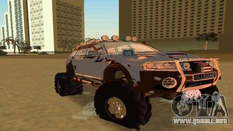 Audi Allroad Offroader para GTA Vice City left