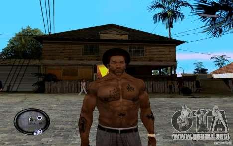 Nuevo CJ para GTA San Andreas décimo de pantalla