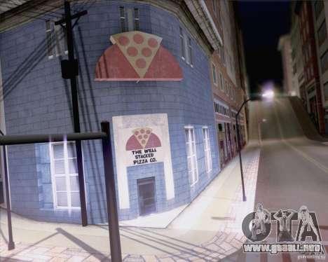 SA_NGGE ENBSeries v1.1 para GTA San Andreas sexta pantalla