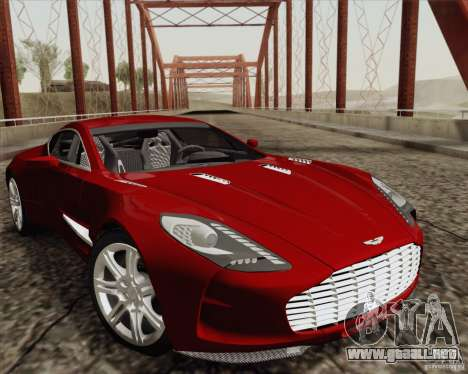New Carcols para GTA San Andreas séptima pantalla