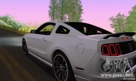 ENBSeries by dyu6 v6.0 para GTA San Andreas sexta pantalla