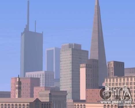 Real World ENBSeries v4.0 para GTA San Andreas sexta pantalla