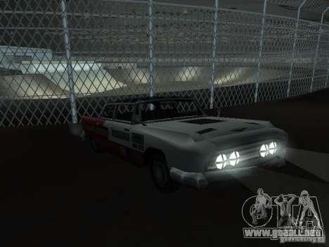 Bloodring Banger (A) de Gta Vice City para la vista superior GTA San Andreas