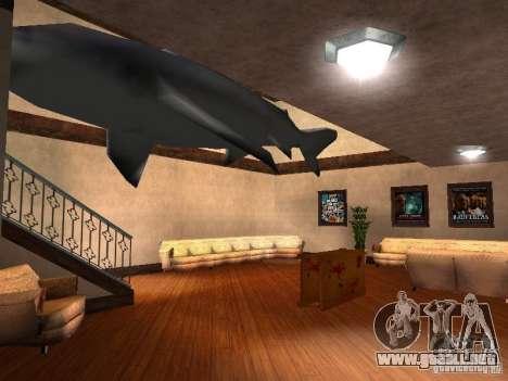 GTA Museum para GTA San Andreas séptima pantalla