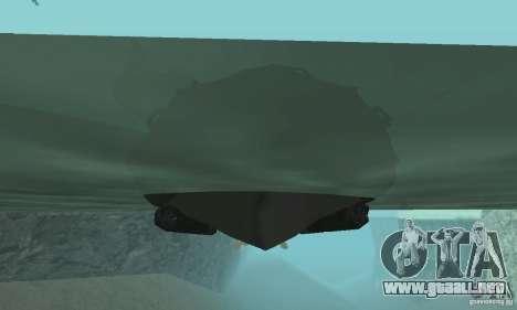 Barco de Cod mw 2 para la visión correcta GTA San Andreas