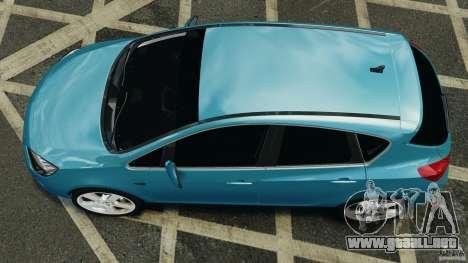 Opel Astra 2010 v2.0 para GTA 4 visión correcta