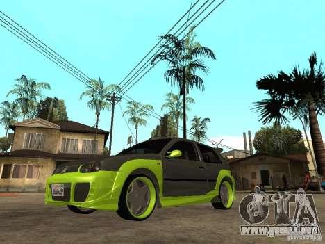 Volkswagen Golf IV R32 Tuned Juiced 2 para GTA San Andreas