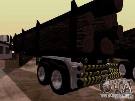 Trailer Kenworth K100 Aerodyne para GTA San Andreas