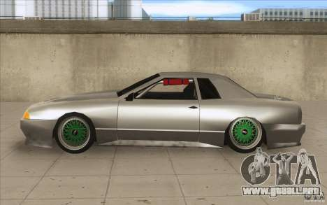 New elegy para vista lateral GTA San Andreas