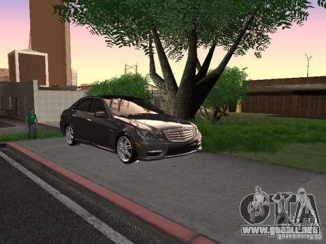 ENB Series by JudasVladislav v2.1 para GTA San Andreas quinta pantalla