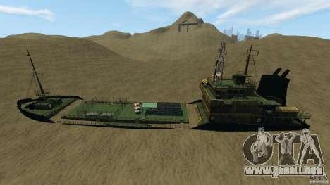 Desert Rally+Boat para GTA 4 tercera pantalla