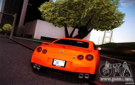 New Graphic by musha v3.0 para GTA San Andreas segunda pantalla