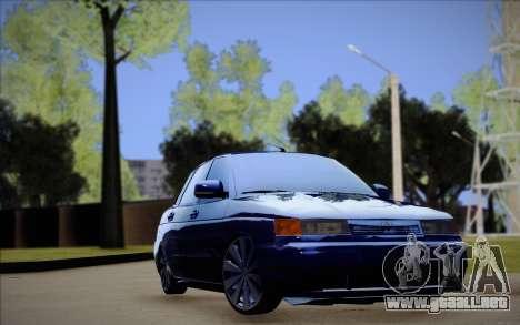VAZ-2110 para vista lateral GTA San Andreas