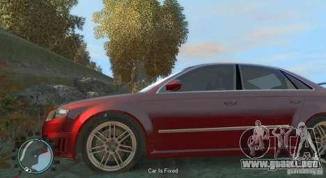 Audi RS4 Undercover v 2.0 para GTA 4 left
