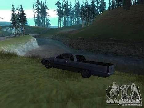 Nuevo Picador para la visión correcta GTA San Andreas