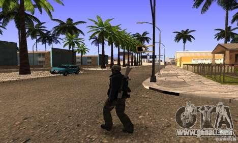 Grove Street v1.0 para GTA San Andreas séptima pantalla
