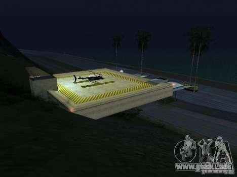 Puesto de policía 2 para GTA San Andreas sucesivamente de pantalla