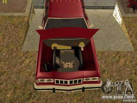 Mercury Grand Marquis Colony Park para la visión correcta GTA San Andreas