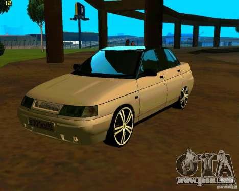 VAZ-2110 coche Tuning para GTA San Andreas