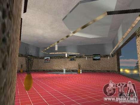 Auto VAZ para GTA San Andreas quinta pantalla