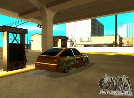 Vaz-2112 coche Tuning para GTA San Andreas left