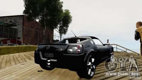 Opel Speedster Turbo 2004 para GTA 4 visión correcta