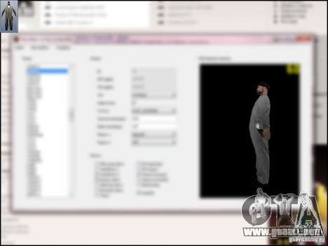 Mecánico para GTA San Andreas segunda pantalla